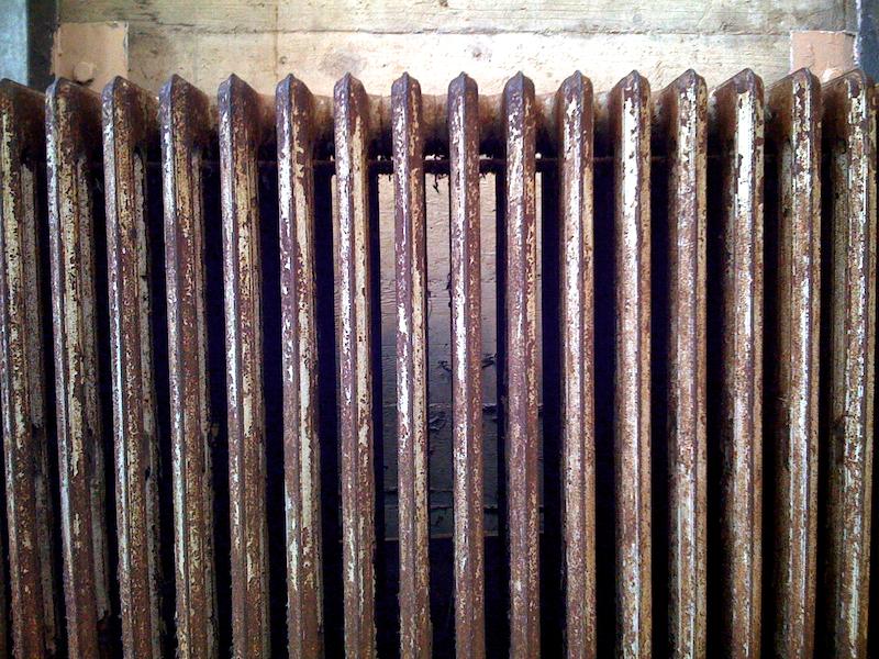Rusty Heater